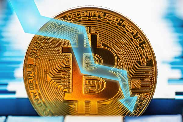 ビットコインの暴落の2つ理由とは?