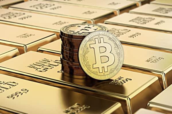 今から始める資産運用  「ビットコインと金(ゴールド)ならどっち?」